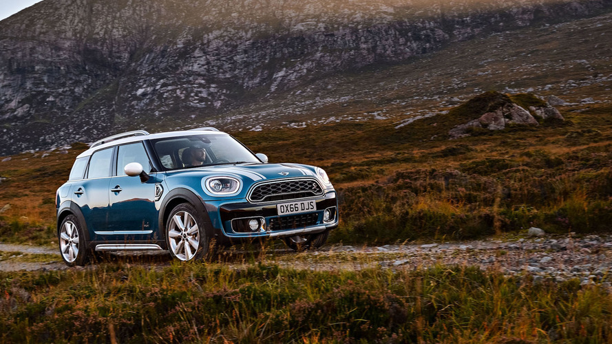 2017 Mini Countryman: Official photos and info
