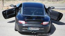 New Porsche 911 GT3 Facelift