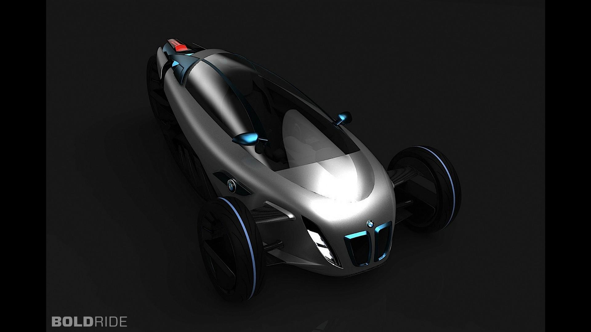 BMW i1 Concept by Amadou Ba Ndiaye
