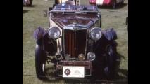 MG TA Roadster