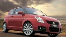 Suzuki Swift Sport & All New Splash World Debuts