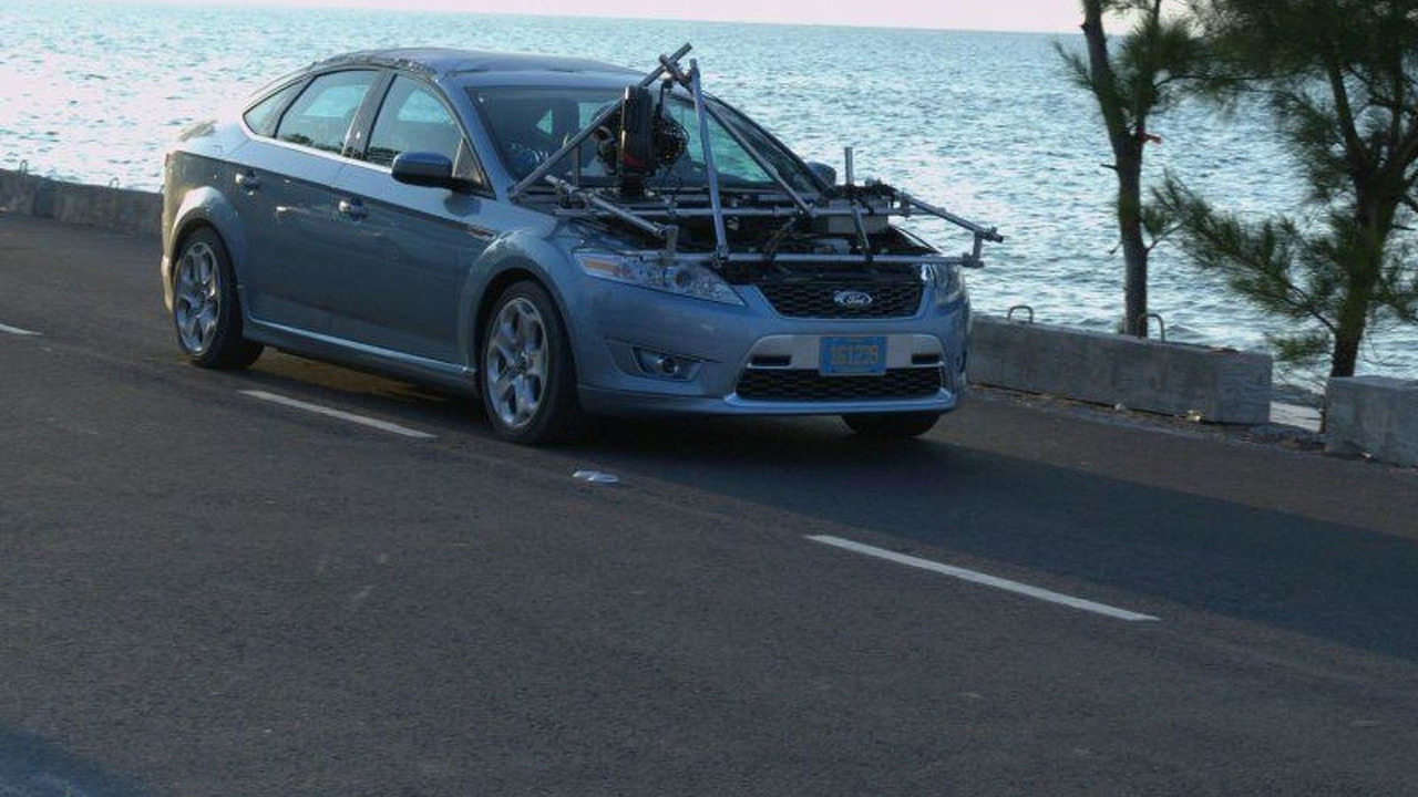2007 Ford Mondeo on Casino Royale set