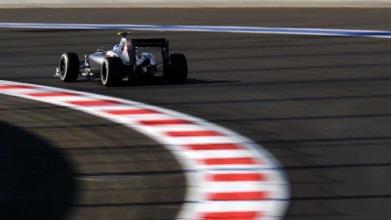 Sergey Sirotkin (RUS), 10.10.2014, Russian Grand Prix, Sochi Autodrom / XPB