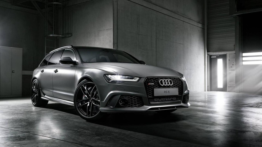Audi Exclusive unveils a one-off RS6 Avant