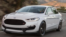 Ford Mondeo imagined as an ST range-topping model