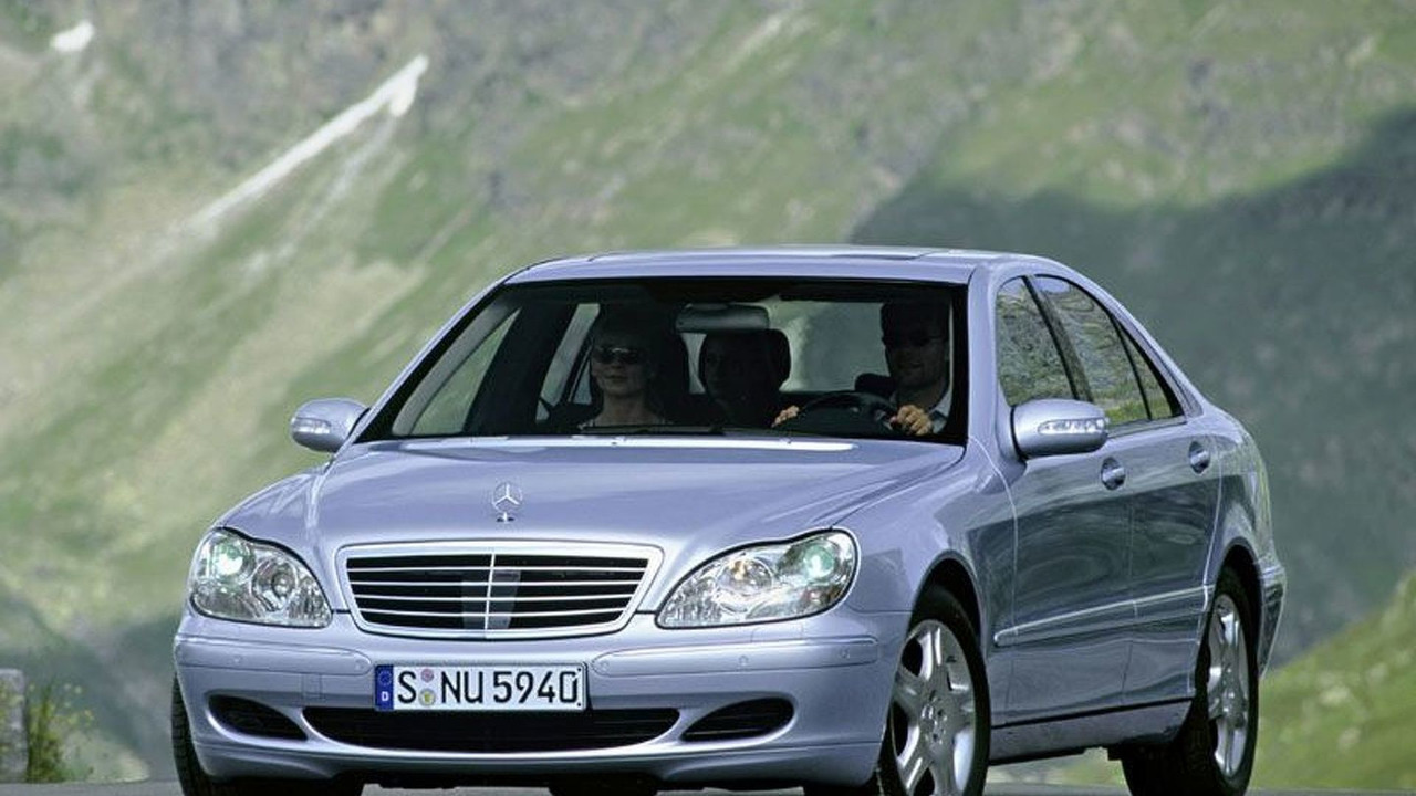 Mercedes-Benz S 500 4MATIC 2003