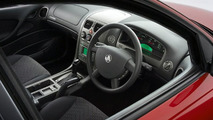 Holden One Tonner Cross 6 Interior