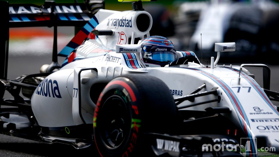 Bottas: Williams lost