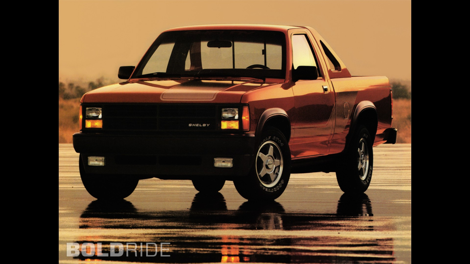 Dodge Shelby Dakota