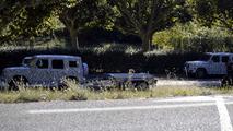 Mercedes-Benz G-Class Spy Video