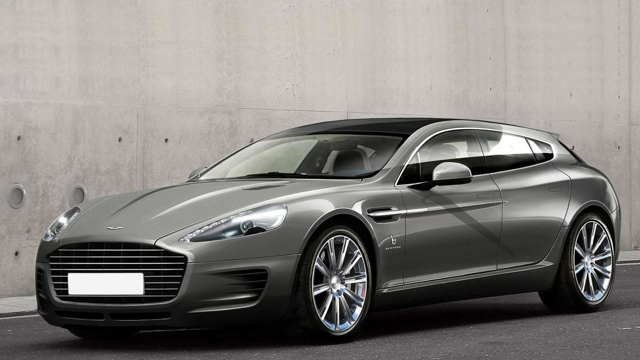 Aston Martin Rapide Shooting Brake by Bertone