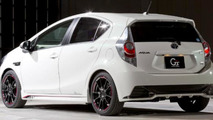 Toyota GRMN Vitz Turbo and Aqua G Sports debut at Tokyo Auto Salon [videos]