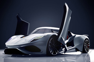 A 15-Year-Old Created This Amazing 800HP 'Baby' Koenigsegg
