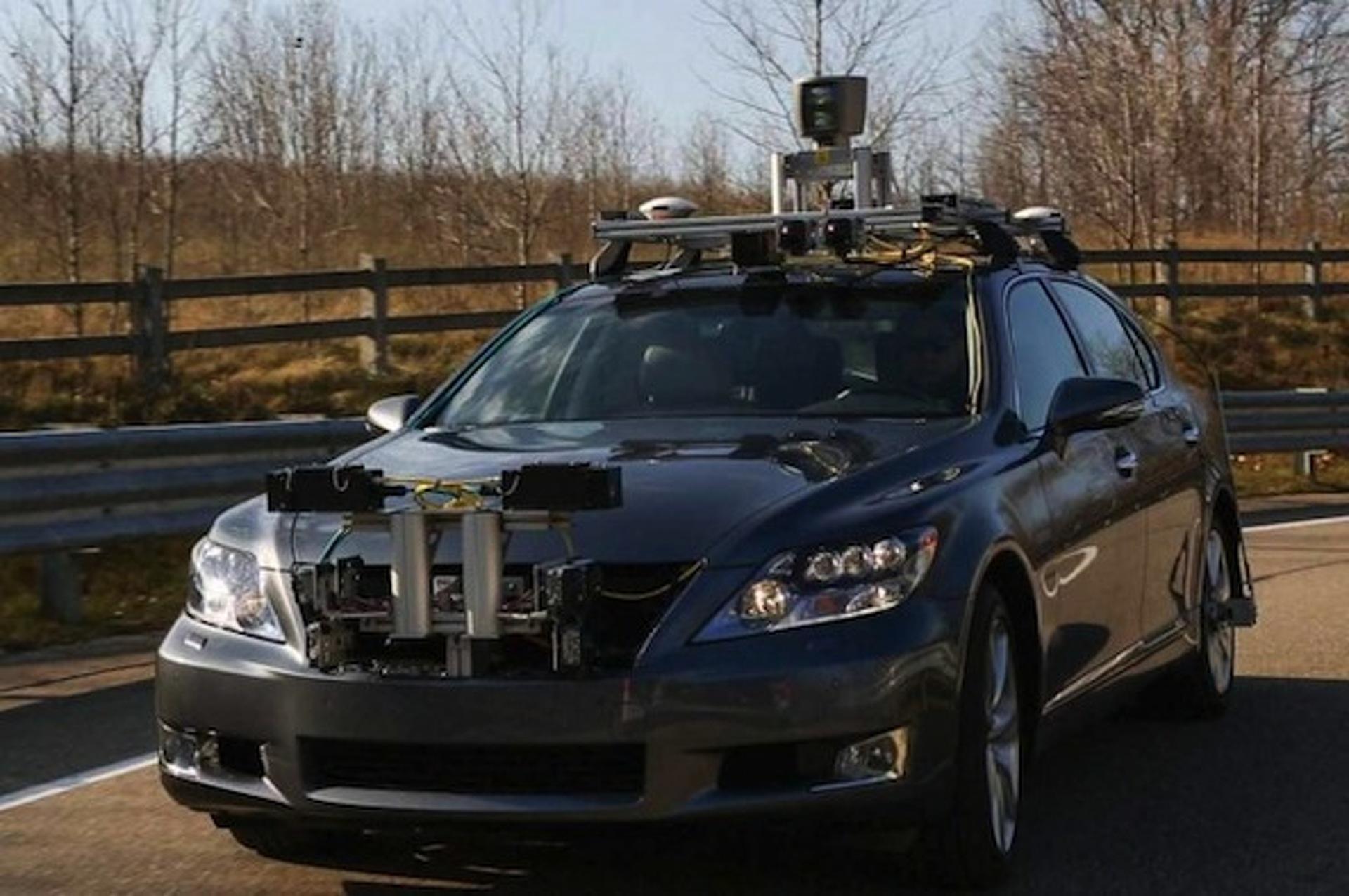 CES 2013: Toyota's Semi-Autonomous Vehicle Keeps The Driver in Control
