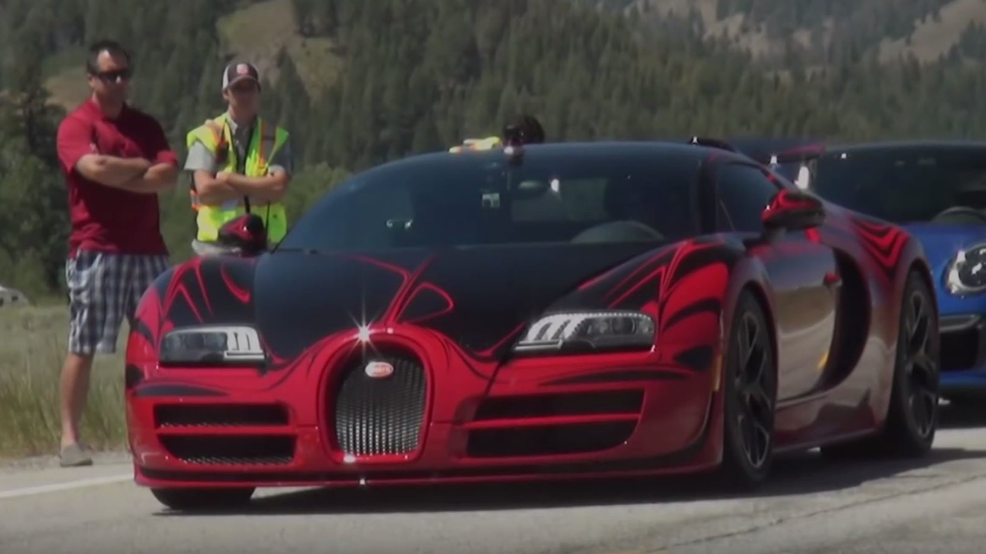 bugatti veyron reaches 39 only 39 230 mph in idaho top speed event. Cars Review. Best American Auto & Cars Review