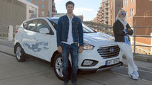 Hyundai ix35 fuel cell sets new record after doing 2,383 km in 24 hours [video]