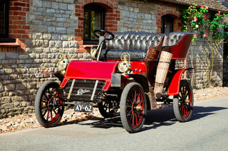 1903 Model A: The Car that Started Cadillac