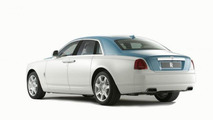 Rolls-Royce Ghost Firnas Motif collection announced