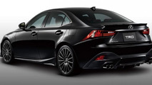 2014 Lexus IS with TRD accessories 17.5.2013
