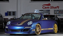 Porsche 911 (997) Carrera S Cabriolet modified by Cam Shaft and PP-Performance