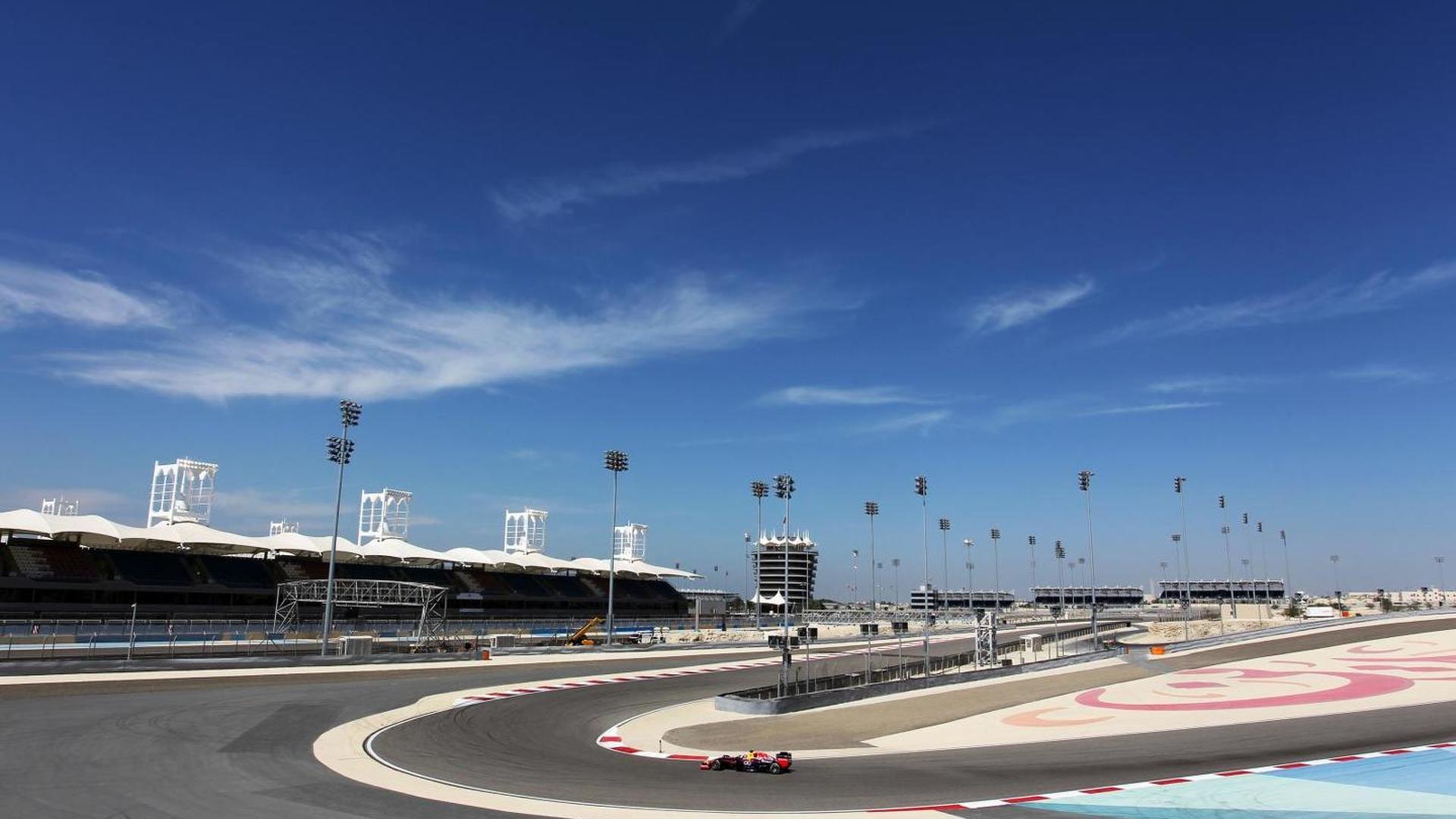 F1 to scrap pre-season Bahrain test