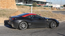 2015 Ferrari California mule spy photo