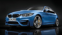 2014 BMW M3 Sedan