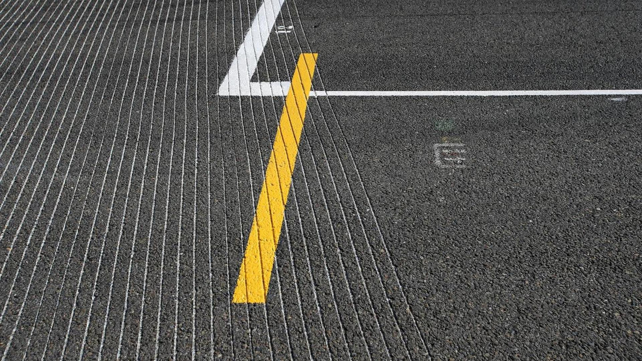 Grid grooves at Spa