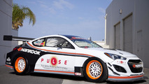 RMR Hyundai Genesis Coupe for 2012 Pikes Peak International Hill Climb 13.8.2012