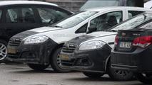 2013 Fiat Linea facelift spy photos