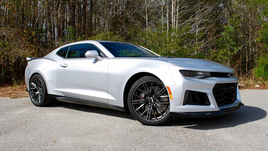2017 Chevy Camaro ZL1 First Drive: Populist power and polish