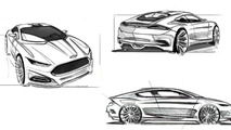 Ford Evos Concept making of 31.08.2011