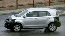 Scion xD Spy Photos in Europe