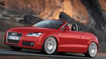 2008 Audi TT Pricing Announced (US)