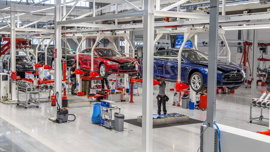 Tesla acquires German firm to beef up automated manufacturing