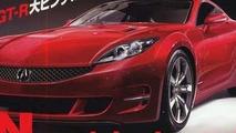 2010 Honda NSX?