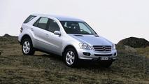 New Mercedes ML 420 CDI 4MATIC