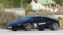 Lamborghini Huracan SV / Superleggera spy photo