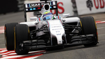 Maldonado says Massa faster than Bottas