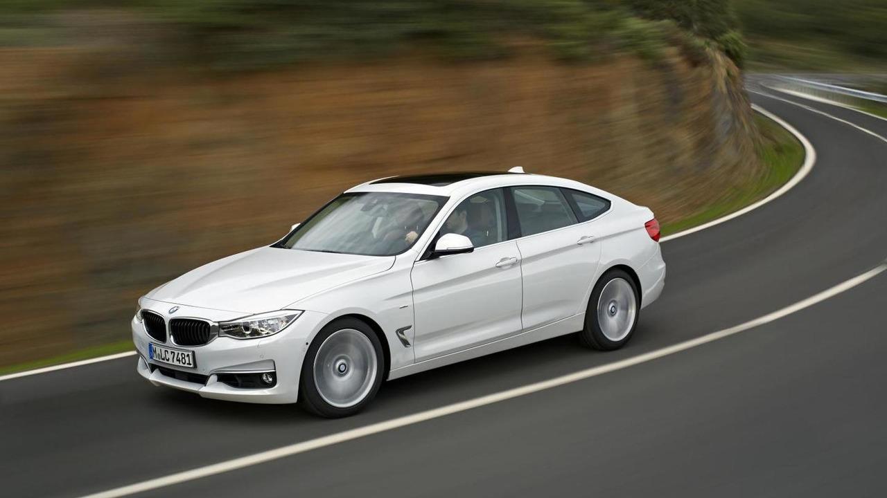 BMW 3-Series Gran Turismo Luxury Line