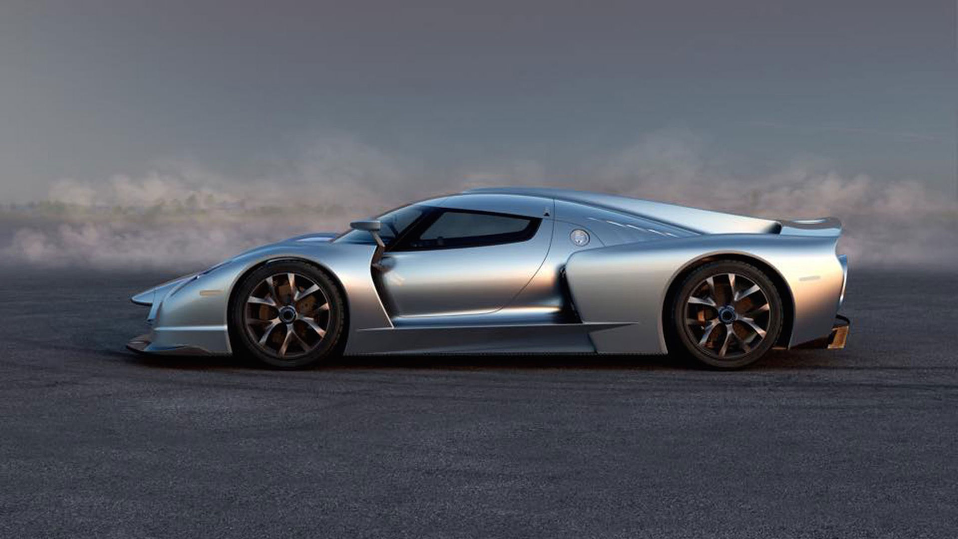 800-hp SCG003 will be sold as a kit car in the U.S.