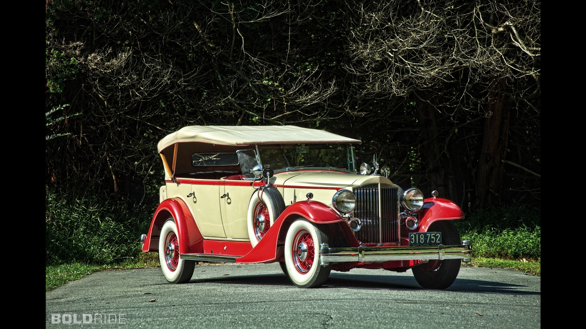 Packard Super Eight 5/7-Passenger Touring