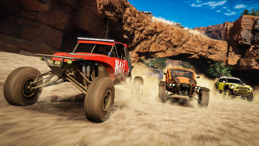 Game Review: Forza Horizon 3
