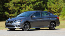 Review: 2017 Nissan Sentra SR Turbo