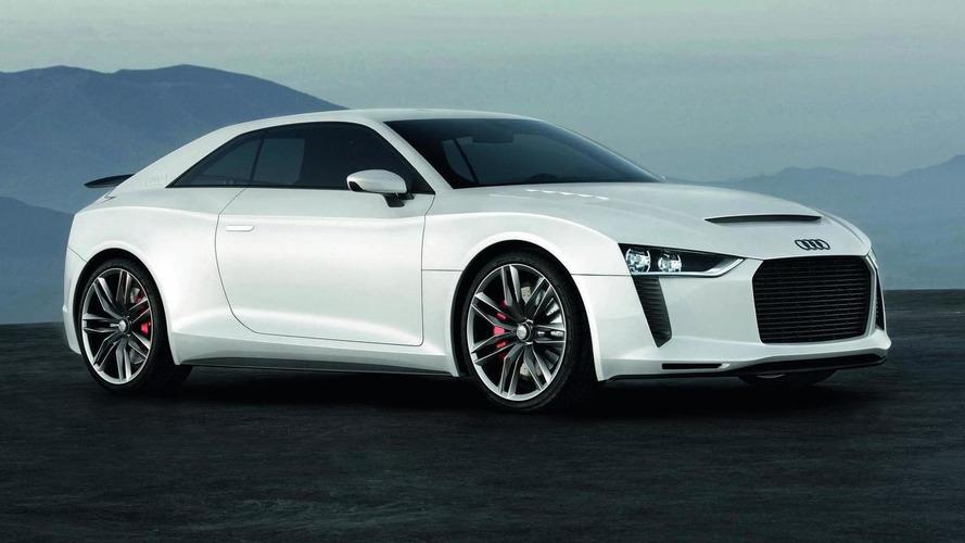 Audi plotting mid-engined sports car?