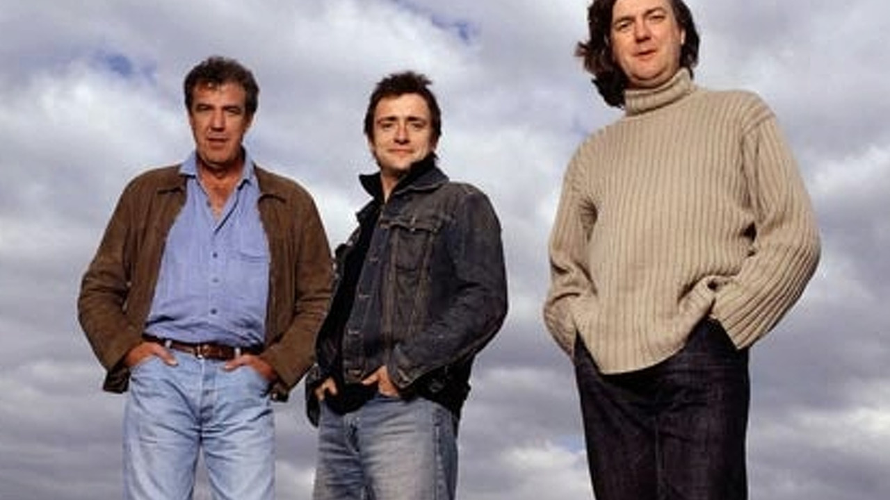 James May, Richard Hammond & Jeremy Clarkson