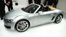 VW Roadster scheduled for 2014 launch - report