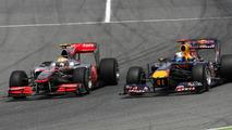 Report - wheel nuts to blame for Vettel, Hamilton failures