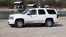 Chevrolet Tahoe Hybrid Tri-mode by GeigerCars