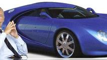 1999 Bugatti Design - 500